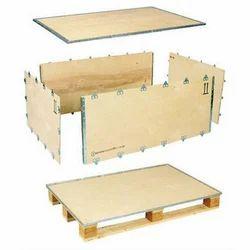 Nailless Packing Box