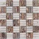 Capstona Stone Mosaics H-P-BW Tiles