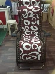 Brown Easy Chair