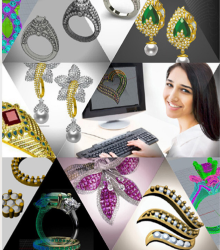 Jewelry Design Cad Course Autocad Training Services in Opera