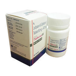 Sofocruz LP (Sofosbuvir 400 Mg and Ledipasvir 90 Mg)