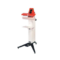 Foot Operated Plastic Bag Sealer