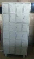 Mild steel Pad Loc 24 design locker, For Office
