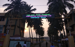 P10 RGB Outdoor LED Display