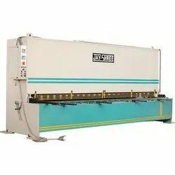 Variable Rack Angle Shearing Machine