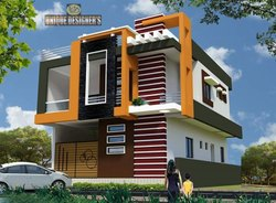 Prime Duplex House Elevation Design And House Design Service Beutiful Home Inspiration Aditmahrainfo