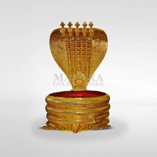 Gold Plated Kavacham
