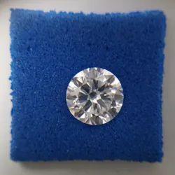CVD Diamond 0.7ct D VS1 Round Brilliant Cut  HRD Certified Stone