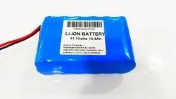 11.1 V 10.4 Ah Lithium Ion Battery