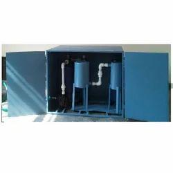 Vehicle Washing Effluent Treatment Plant