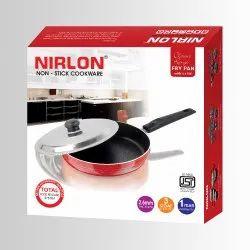 Nirlon PTFE Non Stick Coating Pan