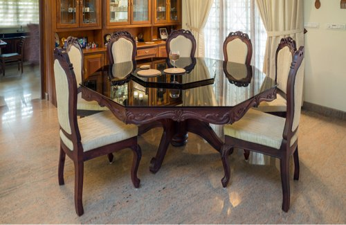 Dining Table Set - Octagon Dining Table Set Manufacturer ...