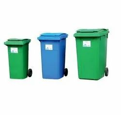 2 Wheeled Garbage Bins