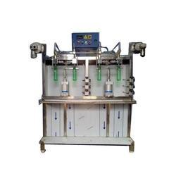 Automatic Stainless Steel Soda Bottle Filling Machine, 1-2 HP, 2 Kw