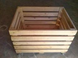 LightWeight Wooden Pallet Box