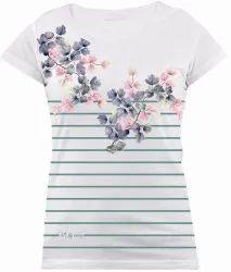 STELLA Half Sleeve Ladies T-Shirt