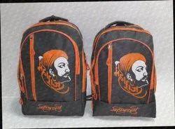 Shivaji Design Laptop Bag, Size: Small & Big, Capacity: 21L(small), 26L(Big)