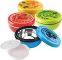 Fruity L/b Plastic Lunch Boxes