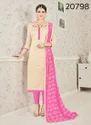 Ladies Chanderi Salwar Suits