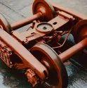 Broad Gauge Bogies Complete With Wheel And Axle, For Railway Vehicle