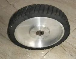 Rubber to Metal Bonded Wheels