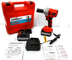 Cordless Impact Wrench 21v Powerbilt