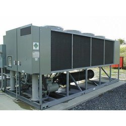 Stainless Steel Industrial HVAC System, for Industrial Use, Capacity: 20 Ton