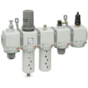 Camozzi Series MX Modular FRL Units