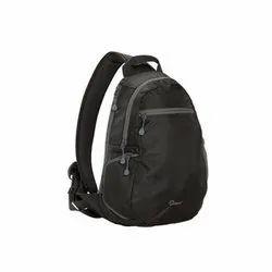 Men Black Sling Bag