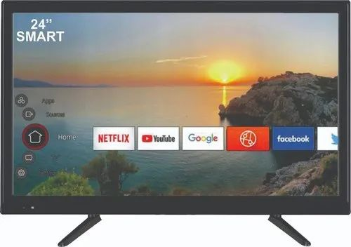 24 Inch Smart 1GB & 8GB LED TV