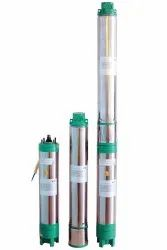 Single Phase Water Filled 4 (100 mm) Borewell Submersible Pumpset