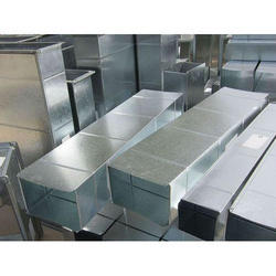 Exhaust Duct, Usage: Industrial Use