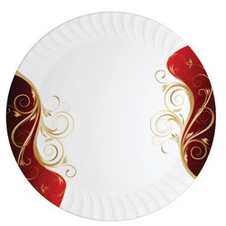 Gold Dutch Magnetic Shape Melamine Plate