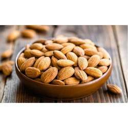 Dry Almond, Packaging Type: Vacuum Bag, Packing Size: 1 Kg