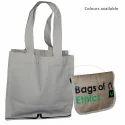 Canvas Folding Shopping Bag