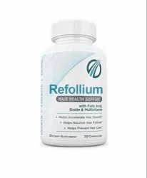 Refollium Hair Loss Treatment, Packaging Type: Bottle