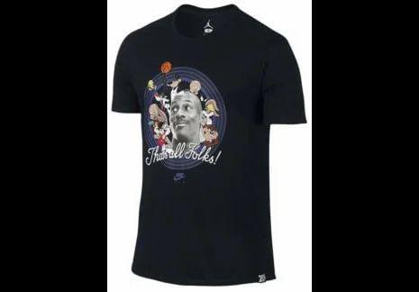 Men T Shirt Jordan Wings T Shirt Retailer from Ludhiana