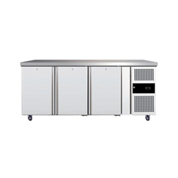 S H 3200 TNE Horizontal Under Counter Refrigerator