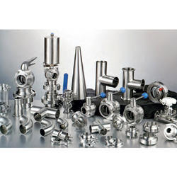 SS Sanitary Pipelines and Fittings