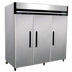 Triple Door Industrial Refrigerator