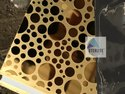 304 Gold Decorative Stainless Steel Sheets
