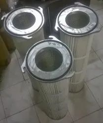Powder Coating Booth And Post Filter