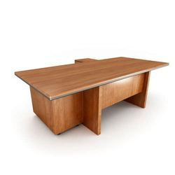 Wooden Office Table at Rs 4500 unit Manapakkam Chennai ID