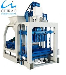 Multi-Function Hollow Brick Machine