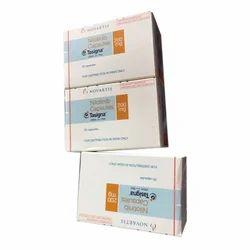 Tasigna 200 Mg Capsules, 28 Capsules, Packaging Type: Box