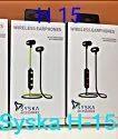 Syska H15 Wireless Earphone