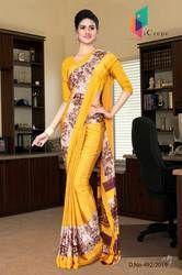 Uniform Saree for Hotel