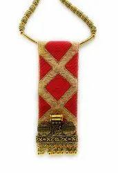 FJ005 Fabric Jewelry