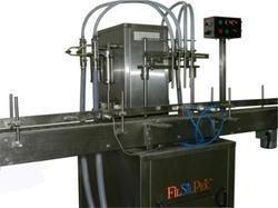 Lubricant Filling Machine
