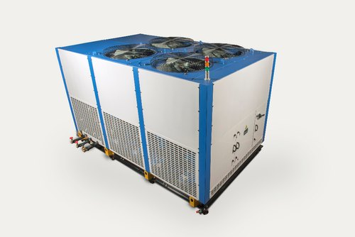 Steel Brine Chiller For Pharma Company